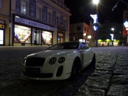 Bentley Continental- Supersports coupe