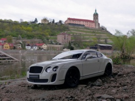 Bentley Continental-Supersports coupe