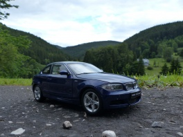 BMW 135i (E82) - coupe