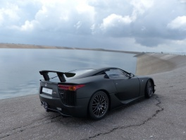 Lexus LFA - Nurburgring Package