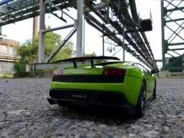 Lamborghini Gallardo -LP570-4 Superleggera