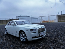 Rolls Royce – Ghost