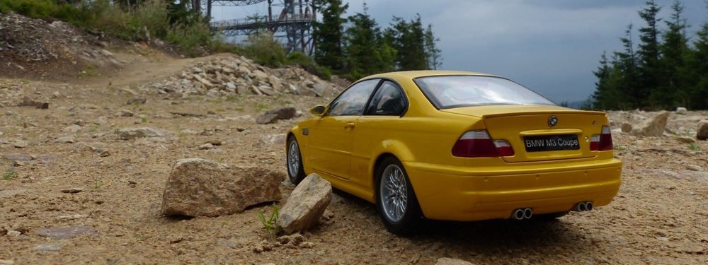 BMW M3 (E46) - Coupe