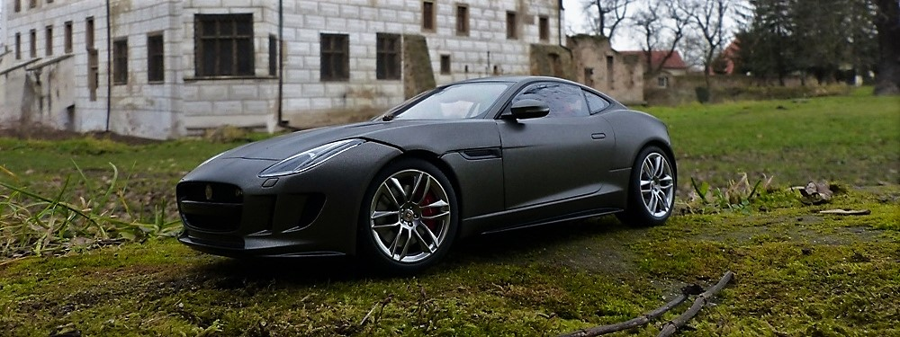 Jaguar F-Type - R coupe